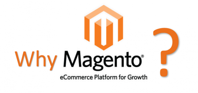 Why Choose Magento for your Online Shopping Cart Website?