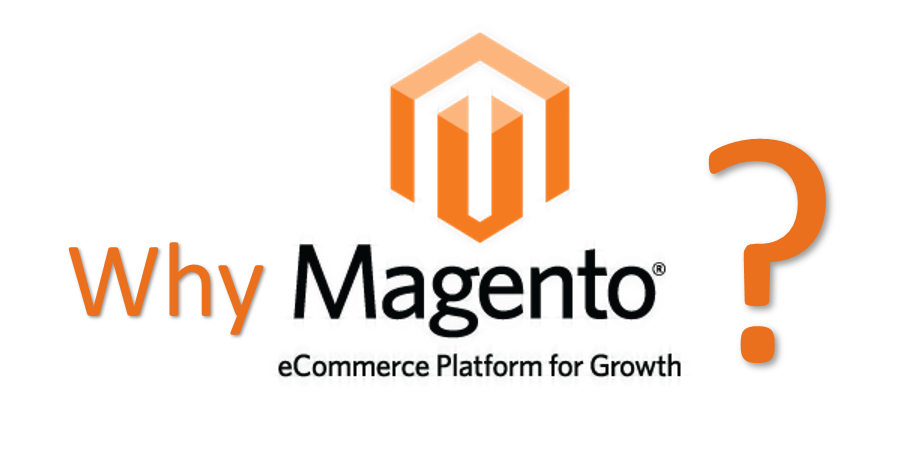Why Magento ecommerce Platform for Growth