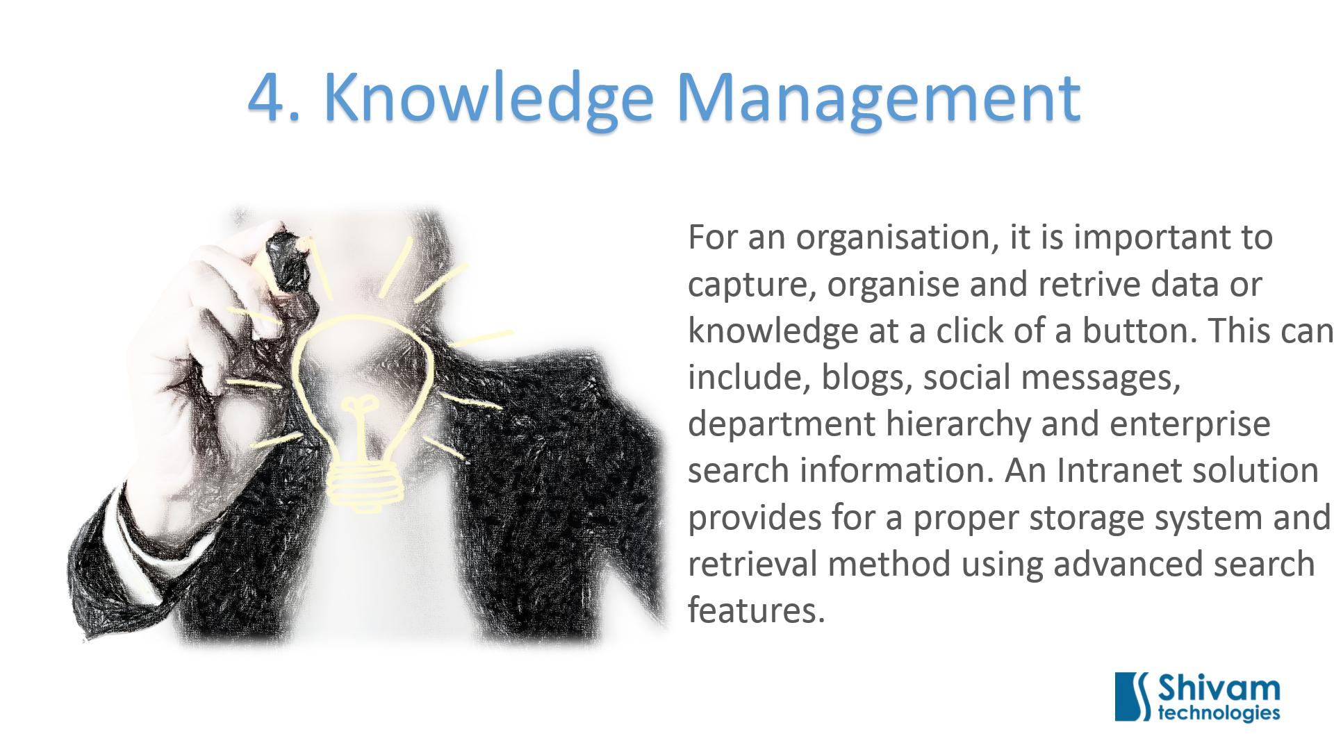 4. Knowledge Management